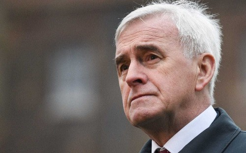 'Lightweight serial conspirators': Campaign group led by John McDonnell attack MPs who quit Labour