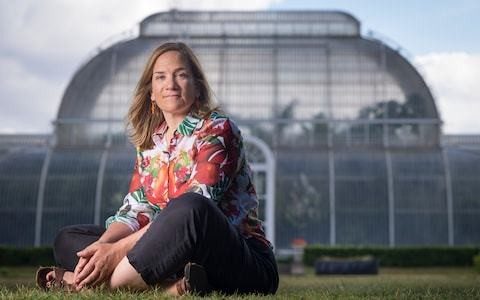 Tracy Chevalier: 'My love of Kew Gardens sowed the seeds of my new novel'