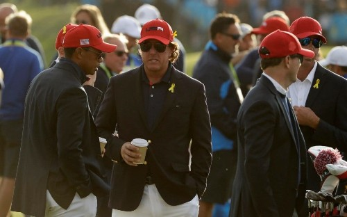 Tiger Woods and Phil Mickelson bomb yet again at the Ryder Cup, but is captain Jim Furyk to blame?