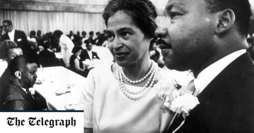 Rosa Parks letter honouring Martin Luther King put up for auction