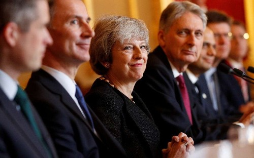 Cabinet ministers warn Theresa May she will face mass-resignations unless she allows MPs to stop no-deal Brexit