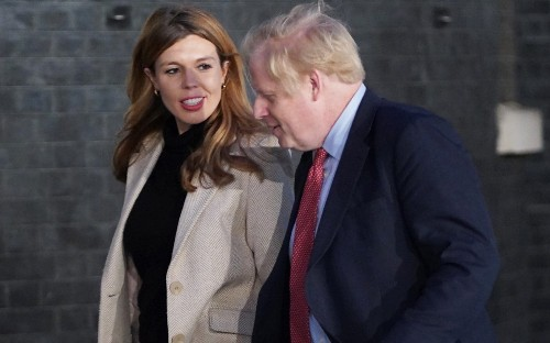 Boris Johnson could marry Carrie Symonds after finalising divorce deal