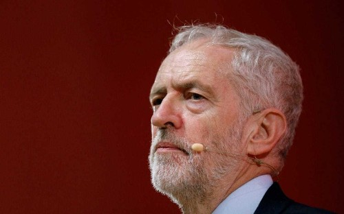 Jeremy Corbyn has missed his opportunity to twist the knife in the crumbling Tory Party