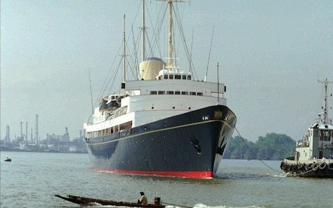 A new Royal Yacht Britannia is needed to 'project Britain's image around the world' says Henry Jackson Society report