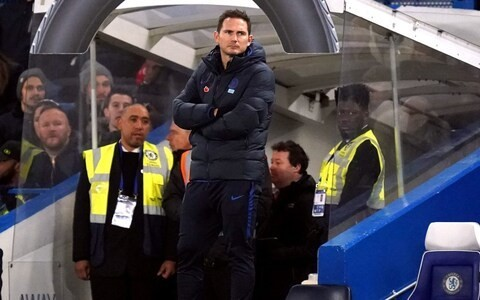 Honeymoon is over for Frank Lampard as Chelsea worries pile up