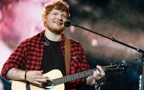 No, Ed Sheeran wasn't miming at Glastonbury: singer forced to explain use of loop pedal to Twitter critics