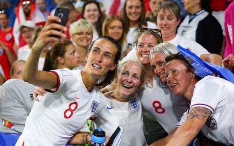 Now is the time to use England's legacy at this World Cup and grow the women's game