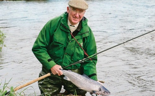 Peter O'Reilly, doyen of Irish fly fishing who popularised the sport in a series of bestselling books – obituary