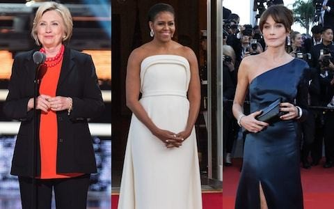 Quotes about fashion from the world's best-dressed women, from Michelle Obama to Joan Collins