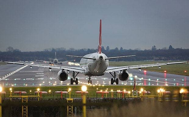 Britain acts to protect £25bn-a-year aerospace industry