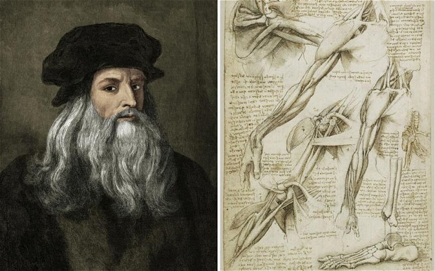 Leonardo da Vinci: Anatomy of an artist