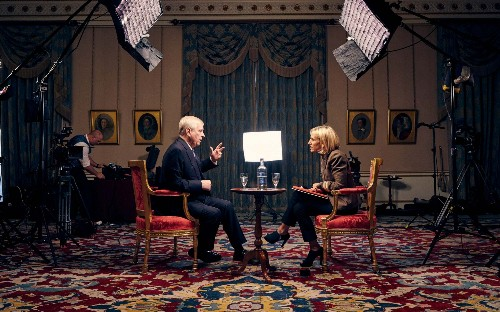 Steely Emily Maitlis delivers clinical performance in Prince Andrew interview: Newsnight review