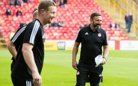 Derek McInnes pleased as Aberdeen survive Europa League scare in Lapland