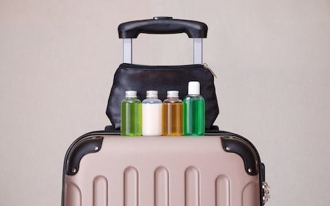Is this the beginning of the end for liquid restrictions at airports?