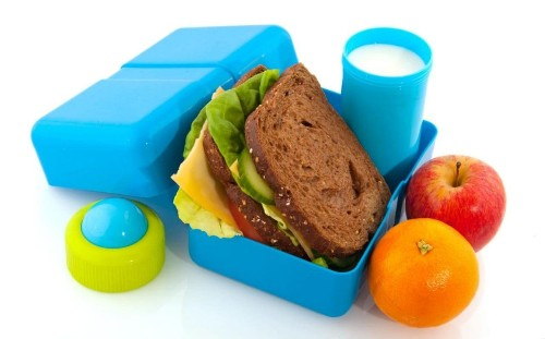 5 easy ways to improve your packed lunch with store-cupboard basics