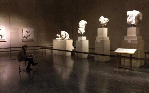 Drawing is back in fashion as British Museum offer pencils and paper for new blockbuster exhibition