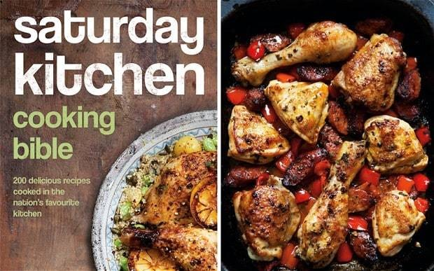 Cookbook of the week: Saturday Kitchen Cooking Bible