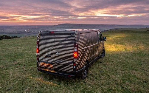 Is this the most perfect work van? Nissan unveils beautiful NV300 concept