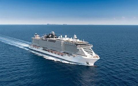 Cruise ship review: MSC Seaview