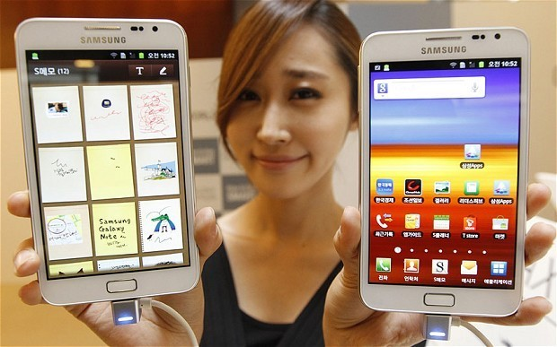 Samsung smartphone win for ARM sends Imagination tumbling