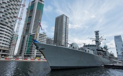 Babcock set to build new cut-price frigates and weaken BAE shipbuilding monopoly