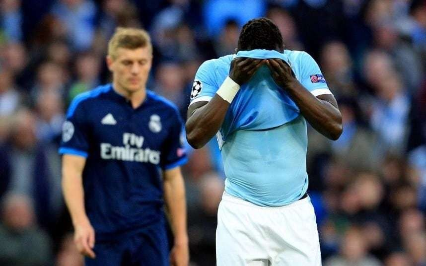 Why Man City missed golden chance against Real Madrid in Champions League first leg