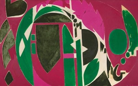 Lee Krasner: Living Colour, Barbican, review – exorcisms of love and grief by an overlooked pioneer of abstract art