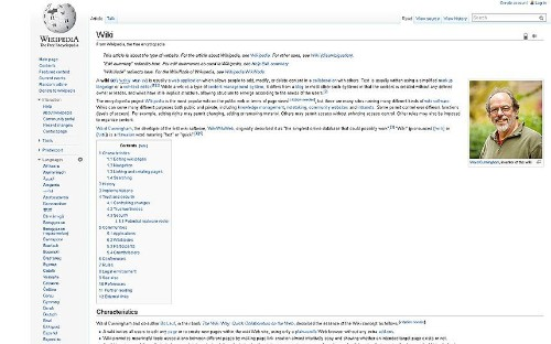 Revealed: 2013's top 20 viewed articles on Wikipedia - Telegraph