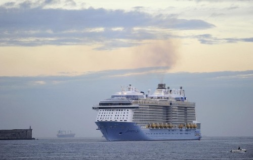 Taller than Nelson's Column and longer than three football fields – so how do cruise ships even stay afloat?