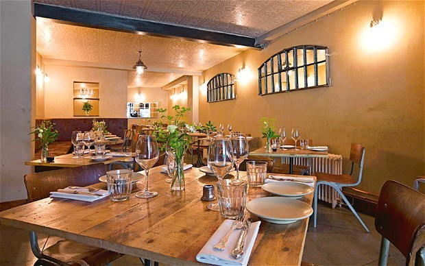 The Dairy, London SW4, restaurant review