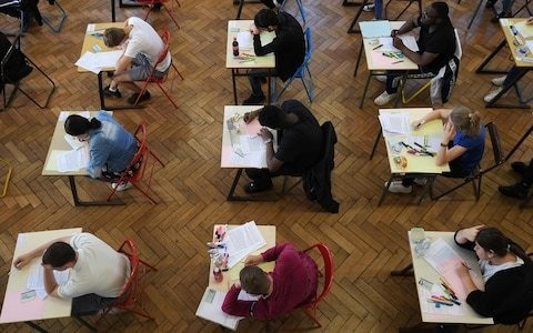 Further maths A Level replaced at the last minute after exam board discovers source of original leak