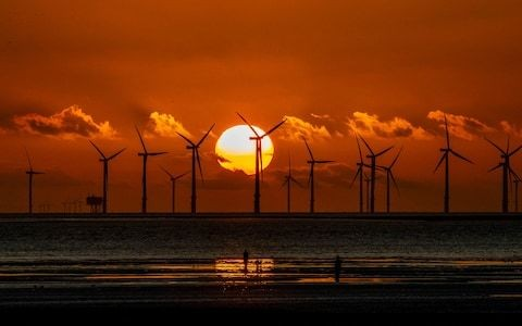 Letters: Renewables alone by 2030 will not mean zero emissions but blackouts