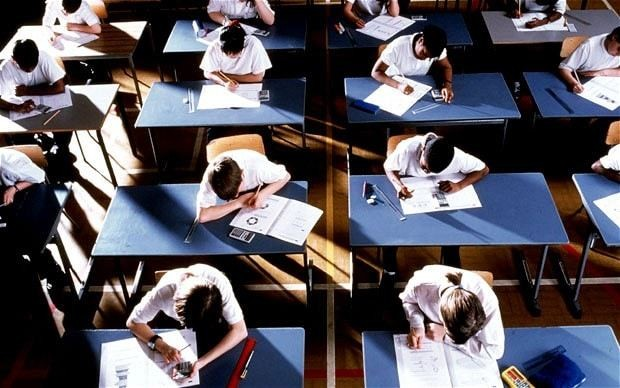 'Exams have clouded the thinking of schools to the detriment of pupils'
