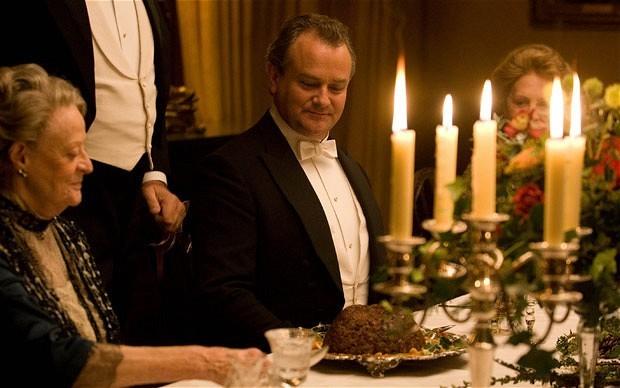 Downton Abbey's food secrets