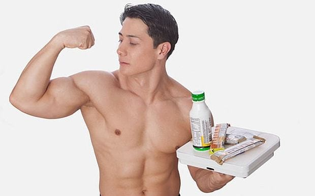 Men's overuse of protein powder 'is an eating disorder'