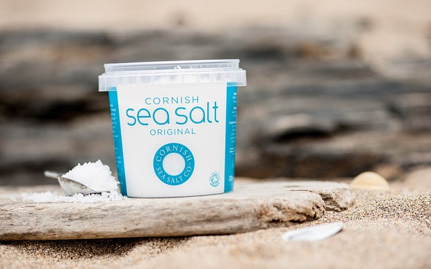 'Easy-to-sprinkle' Cornish salt becomes Scandinavian bestseller