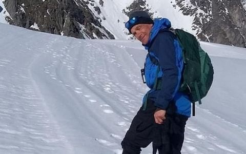 British doctor missing presumed dead after failing to return from hike in French Alps