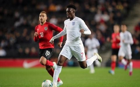 Callum Hudson-Odoi: The disgusting racism in Bulgaria was not right - football is an equal game so we must stay strong