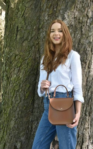 Meet 21-year-old Charlotte Elizabeth who launched a chic handbag collection two years after becoming paralysed