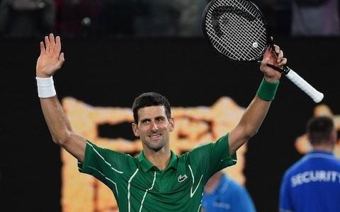 The champion returns