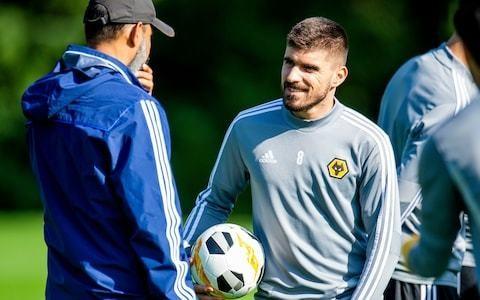 Ruben Neves dismisses Wolves fatigue fears ahead of Braga Europa League tie