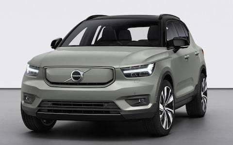 Volvo XC40 Recharge: all-electric power for Telegraph readers' favourite car, due in 2020