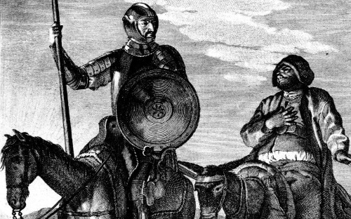 Don Quixote is the most mispronounced literary name