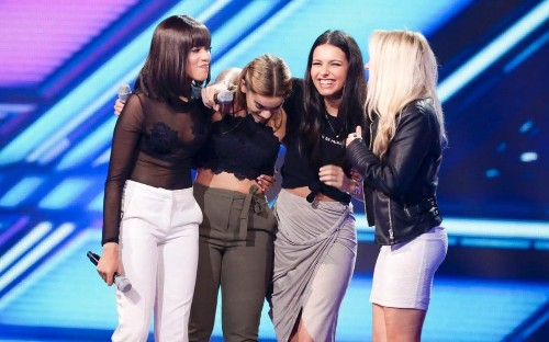 X Factor producers admit Four of Diamonds were 'manufactured'