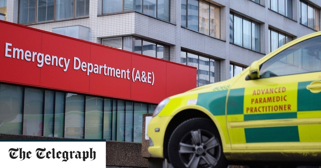 Exclusive: Public told to book 'urgent' A&E slots by calling NHS 111
