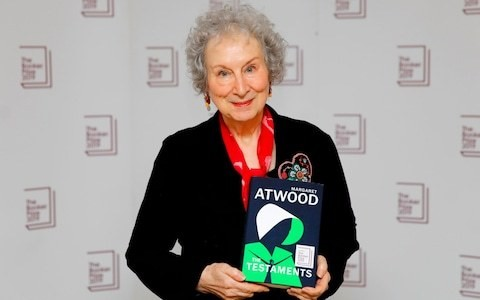Margaret Atwood interview: 'My books are all pretty embarrassing'