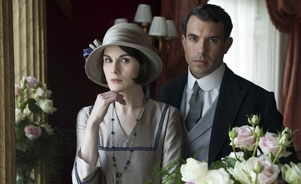 Lord Fellowes hints at Downton Abbey 'shenanigans' to come in new series