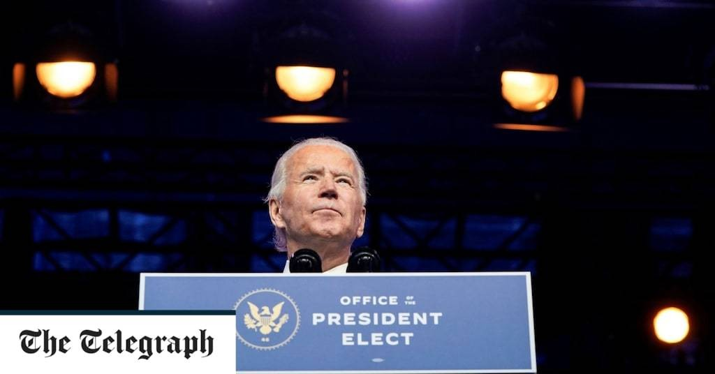 Joe Biden says 'America is back' - but stresses it won't be an 'Obama third term'