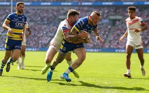 Josh Charnley credits ill-fated code switch with extending league career