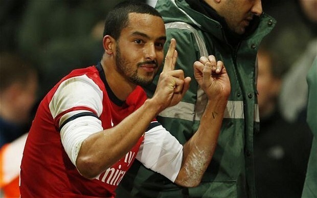 Arsenal v Tottenham: raging Spurs risk FA inquiry after missiles are thrown at Theo Walcott